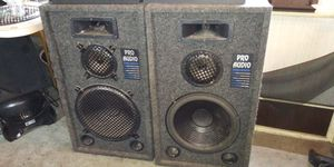 Pro Audio speakers for Sale in Rochester, WA