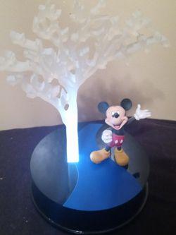 Rare! Walt Disney Mickey Mouse 25th Anniversary Light Tree Figurine LE of 2500 Statue for Sale in Pompano Beach,  FL