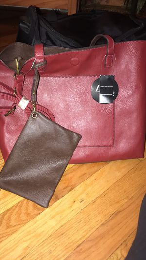 Wilson's leather tote for Sale in Bridgeview, IL