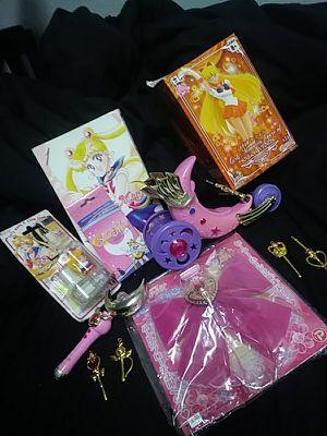Sailor Moon Fan Package for Sale in Lake Worth, FL
