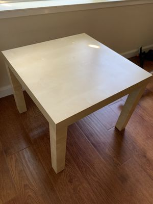 Ikea side table LACK for Sale in Sunnyvale, CA