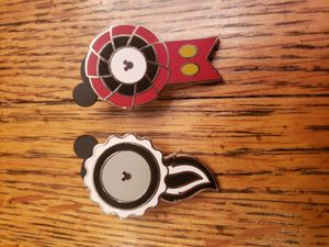 Disney Hidden Mickey pendant pins for Sale in Clovis, CA