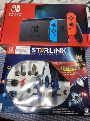 NINTENDO SWITCH STARLINK BUNDLE BRAND NEW for Sale in Queens, NY
