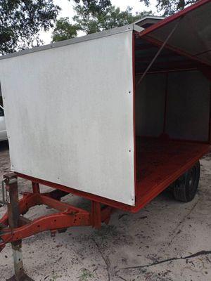 8x5 enclosed trailer for Sale in Auburndale, FL