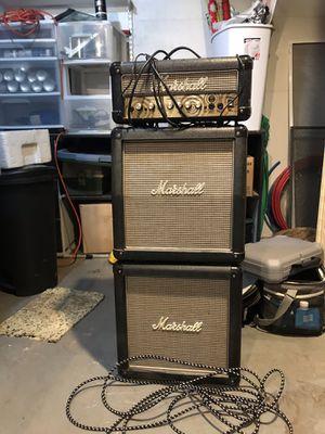 Marshall Zakk Wylde micro stack amp. for Sale in Spokane, WA