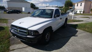 2000 Dodge Dakota V6 automatic PERFECT WORK TRUCK for Sale in Haines City, FL