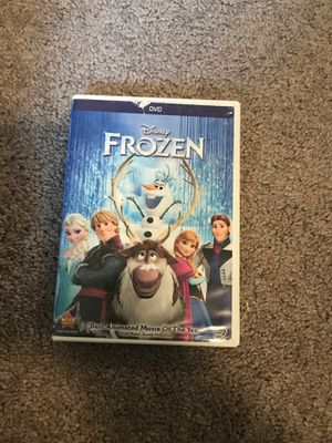 Frozen movie for Sale in Niederwald, TX