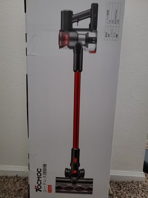 New Tocmoc T185 Stick Cordless Vacuum Cleaner 5 In 1 Pro, With 22Kpa 200W for Sale in Dublin, OH