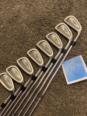 Titleist 990 Iron Set, Titleist Driver 9.5 for Sale in Fresno, CA