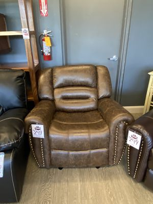 New & In Stock! Chair in Dark Brown or Light Brown for Sale in Vancouver, WA