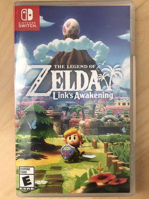 Link's Awakening remake (Nintendo Switch, Legend of Zelda series) for Sale in Phoenix, AZ