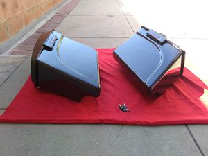 """4"""" saddle bags for harley for Sale in Bell, CA"""
