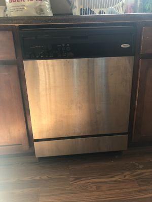 Whirlpool dishwasher for Sale in Puyallup, WA