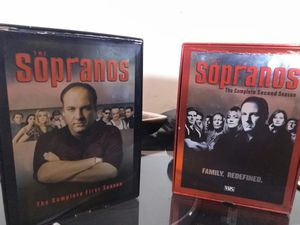 The Sopranos First and Second. Season for Sale in Lakeland, FL