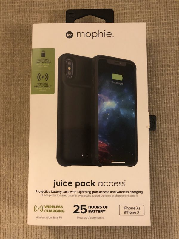 Mophie Juice Pack Access iPhone X/XS