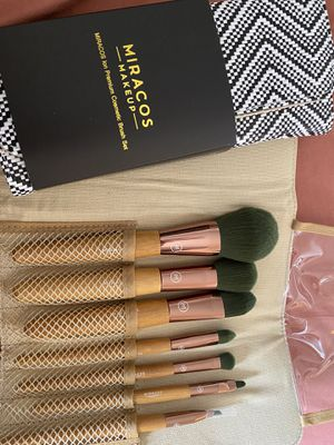 MIRACOS Makeup Brushes in set of 7💥💥💥💥 for Sale in Pomona, CA