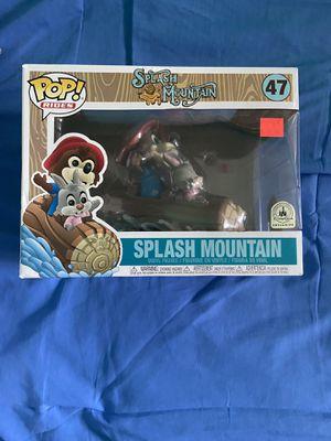 Funko pop splash mountain for Sale in Miami, FL