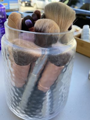 Makeup brushes (15) - Variety - bundle deal! Amazing offer for Sale in Long Beach, CA