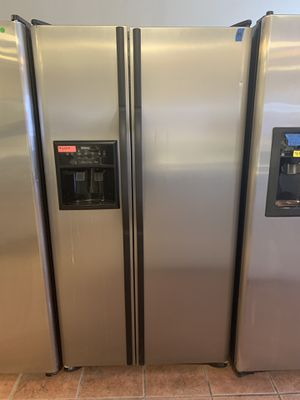 Kenmore Side By Side Refrigerator 1 Year Warranty for Sale in San Antonio, TX