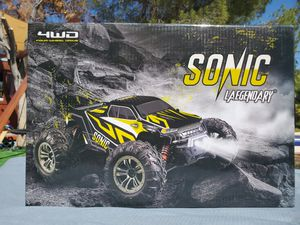 $75 SONIC LEGENDARY 4WD RC TRUCK for Sale in Las Vegas, NV