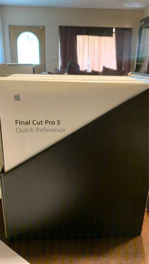 Final Cut Pro 5 for Sale in Orlando, FL