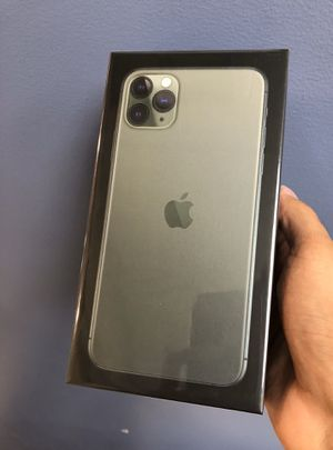 Brandnew iphone 11 Pro Max 64GB Factory Unlocked for Sale in New York, NY