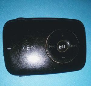 Zen creative mp3 player for Sale in Whittier, CA