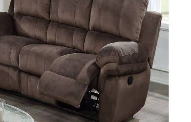Sofá and loveseat power recliner. Price firm. Check description for Sale in Pomona,  CA