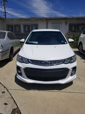 2018 Chevy Sonic for Sale in Moreno Valley, CA