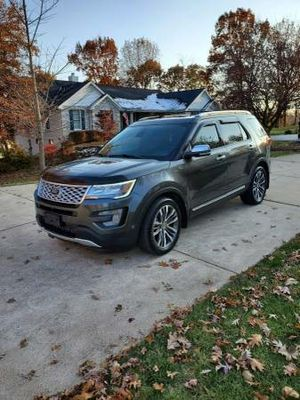 2017 ford explorer platinum sport utility for Sale in Saint Charles, MO