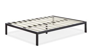 Mainstays Metal Platform Bed Frame, Twin Sizes White color j7-1654 for Sale in St. Louis, MO