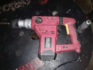 Chicago electric power tool for Sale in Lubbock, TX