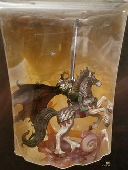 Final Fantasy Master Creatures 2 Odin Figurine for Sale in Morgantown,  WV