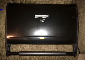 George Foreman family sized grill for Sale in Tempe, AZ