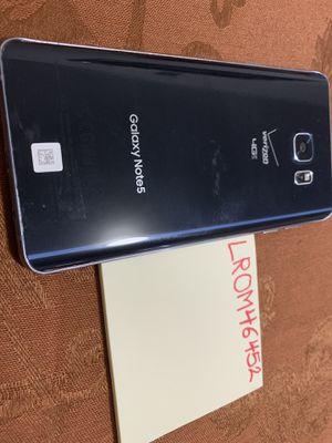 Samsung Galaxy Note 5 32GB Verizon for Sale in Richmond, VA