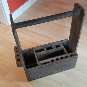 Wooden Tool Holder for Sale in Seattle, WA