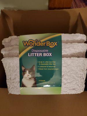 WonderBox disposable loter box- Brand New for Sale in Trenton, NJ