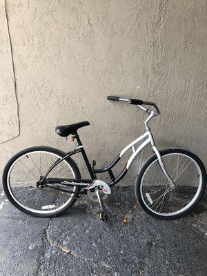 Used - Schwinn Women's Bike Beach Cruiser Model: Hollywood Bicycle for Sale in Miami, FL