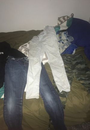 Jeans All Different Sizes (READ DESCRIPTION) for Sale in Washington, DC