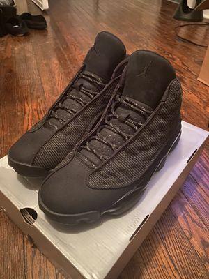 """Jordan retro 13 """"black cat"""" size 12 for Sale in Fort Wayne, IN"""