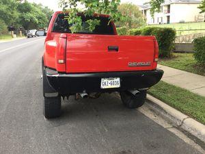 1998 Chevy Silverado de venta $3000 for Sale in Austin, TX