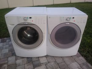 Whirlpool Duet Washer and Dryer set for Sale in Winter Haven, FL