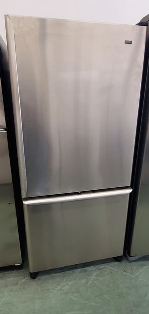 Stainless Steel Kenmore Refrigerator for Sale in Meadows, CO