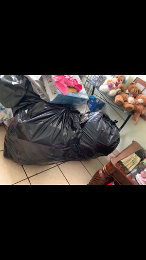 Bags of clothes n shoes for 70$ for Sale in Lake Alfred, FL
