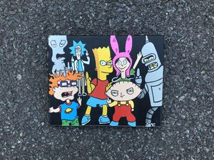 90's painting for Sale in Brandon, FL