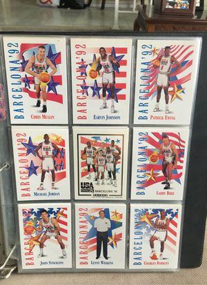 USA 🇺🇸 team 1992 Barcelona for Sale in Diamond Bar, CA