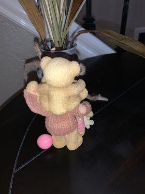 Cherished Teddies Dad Drake And Dustee Way Of Lifting Spirits Figurine for Sale in San Antonio, TX