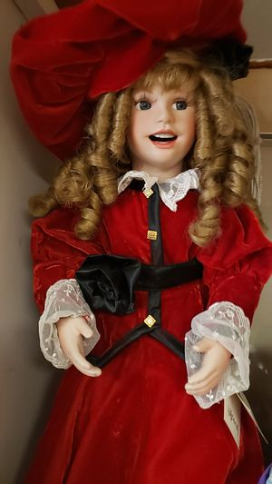 porcelain doll for Sale in Wichita, KS