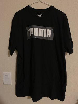 Lot of 4 Puma Shirts (shirt and long sleeves) for Sale in Pleasanton, CA
