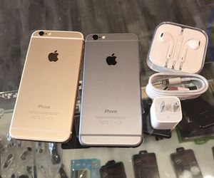 iPhone 6 16GB Unlocked Excellent Condition $99 each for Sale in Raleigh, NC